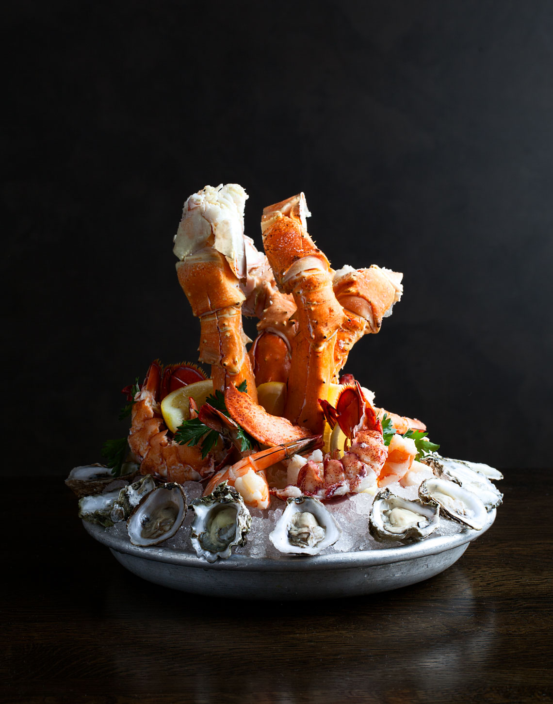 Jean George / Chilled Seafood Platter
